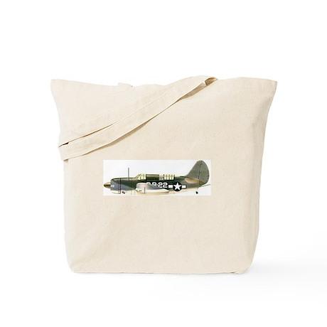 Curtiss Helldiver Tote Bag