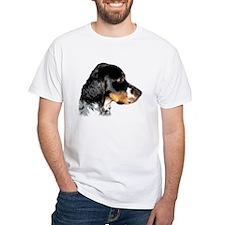 White Llewellin T-Shirt