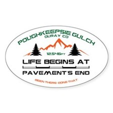 Poughkeepsie Gulch Decal