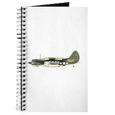 Curtiss Helldiver Journal