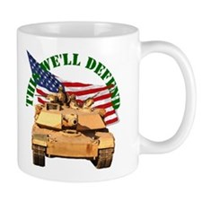 This We'll Defend Mug