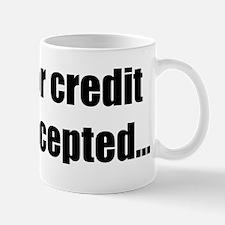 All Major Credit Cards Mug