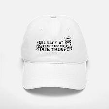 Funny State Trooper Baseball Baseball Cap