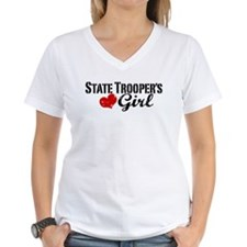 State Trooper's Girl Shirt