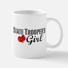 State Trooper's Girl Mug