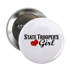 """State Trooper's Girl 2.25"""" Button"""