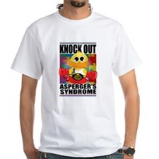Knock Out Asperger's Syndrome Shirt
