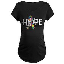 Asperger's Syndrome Hope T-Shirt