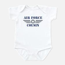 Air Force Cousin Infant Bodysuit