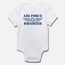 Air Force Daughter Infant Bodysuit