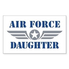 Air Force Daughter Decal