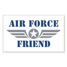 Air Force Friend Decal