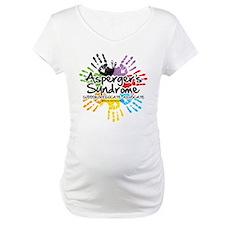 Asperger's Syndrome Handprint Shirt