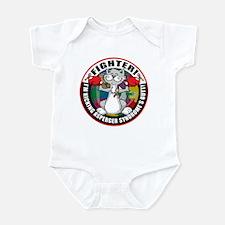 Asperger's Syndrome Fighter C Infant Bodysuit