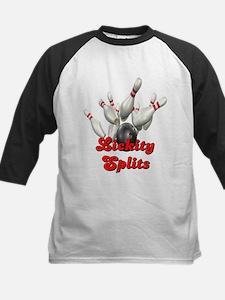 Lickity Splits Kids Baseball Jersey