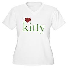 I Heart Kitty T-Shirt