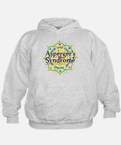 Asperger's Syndrome Lotus Hoodie