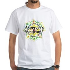 Asperger's Syndrome Lotus Shirt