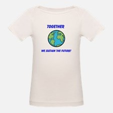 Cute Together we can difference Tee