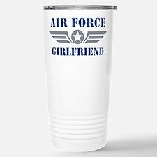 Air Force Girlfriend Travel Mug
