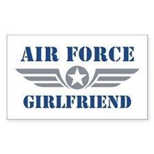 Air Force Girlfriend Decal