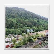 JUNEAU WATERFRONT II Tile Coaster