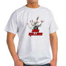 High Rollers Bowling T-Shirt