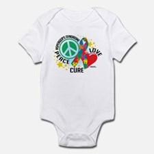 Asperger's Syndrome PLC Infant Bodysuit