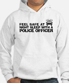 Funny Police Officer Hoodie