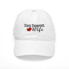 State Trooper's Wife Baseball Cap