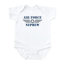 Air Force Nephew Onesie