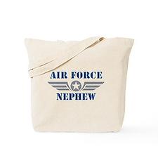 Air Force Nephew Tote Bag