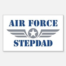 Air Force Stepdad Decal