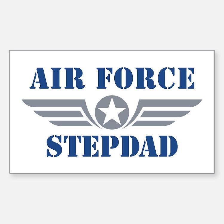Air Force Stepdad Decal