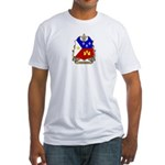 Proud Cajun Fitted T-Shirt