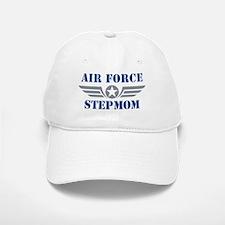 Air Force Stepmom Baseball Baseball Cap