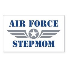 Air Force Stepmom Decal