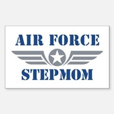 Air Force Stepmom Decal