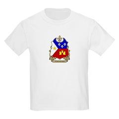 Proud Cajun Kids T-Shirt