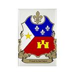 Proud Cajun Rectangle Magnet (100 pack)