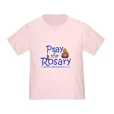 Pray the Rosary - T (b)