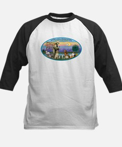 St Francis / dogs-cats Tee