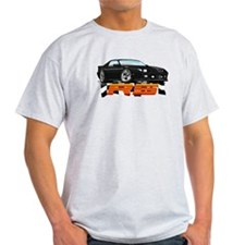 Black RS Camaro T-Shirt