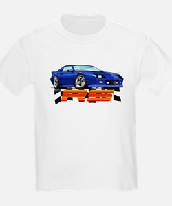 Blue RS Camaro T-Shirt