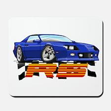 Blue RS Camaro Mousepad