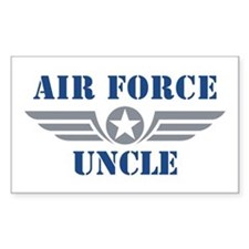 Air Force Uncle Bumper Stickers