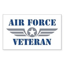 Air Force Veteran Decal