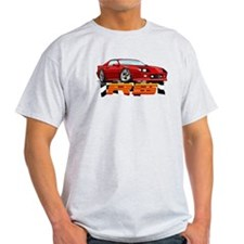 Red RS Camaro T-Shirt