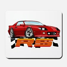 Red RS Camaro Mousepad