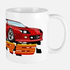 Red RS Camaro Mug